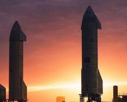 Испытания Starship: корабль успешно приземлился