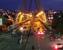 Колумбия прекращает экспорт кофе из-за перекрытия дорог. Протесты продолжаются