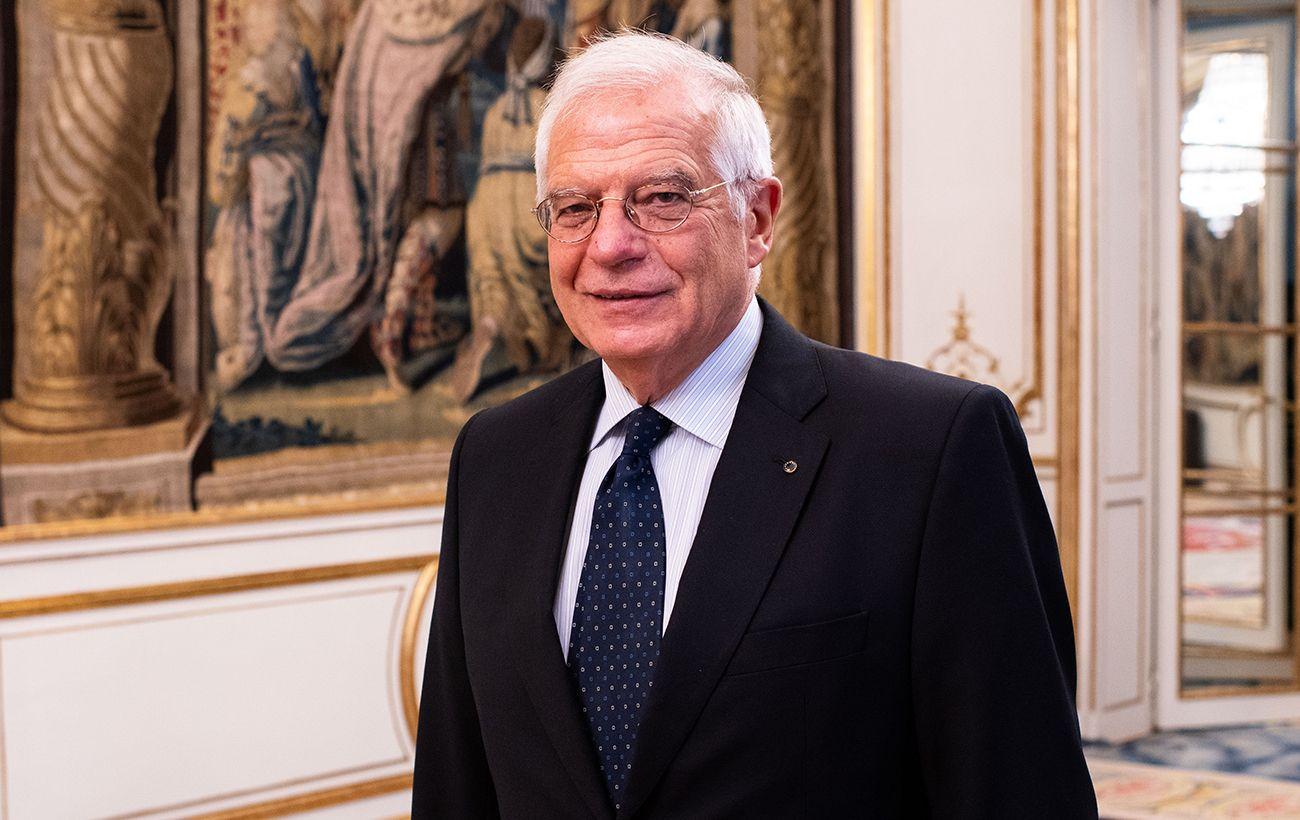 Совет ЕС поручил Боррелю подготовить проект первой военной концепции Евросоюза