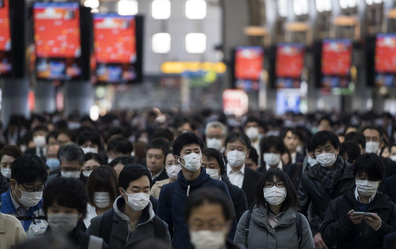 Впервые с января: в Японии за сутки выявили более 7 тысяч случаев COVID