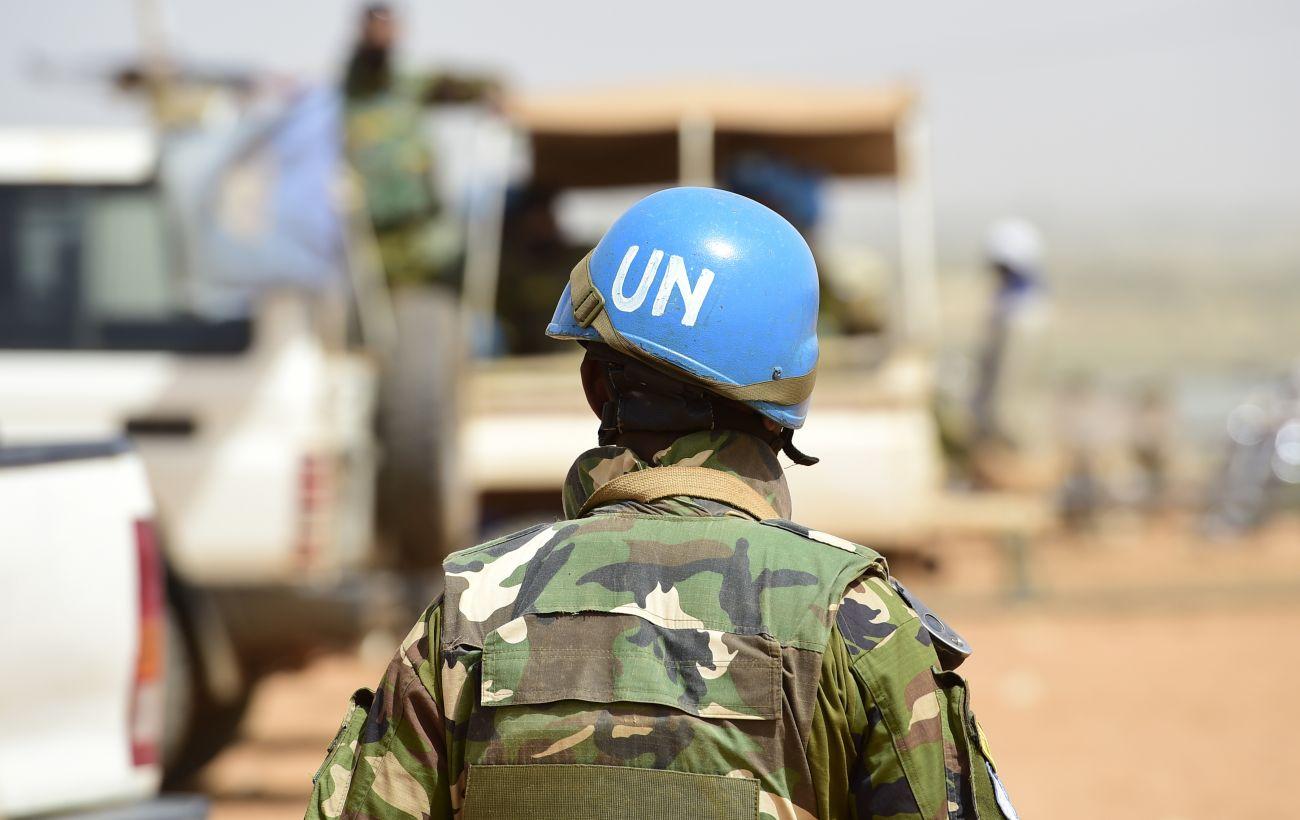 Более 42 тысяч украинских военных приняли участие в миротворческих операциях ООН