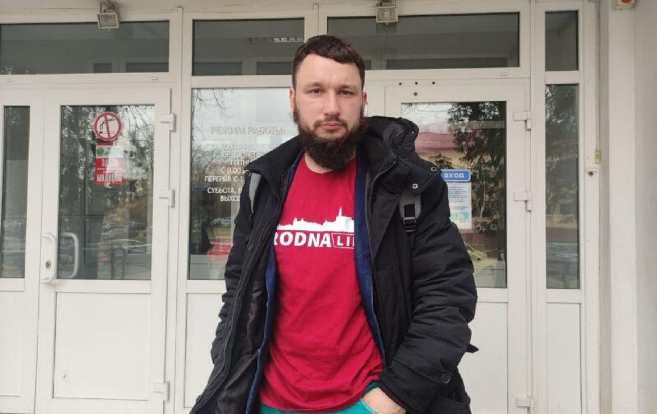 В Беларуси задержали главного редактора новостного портала Hrodna.life