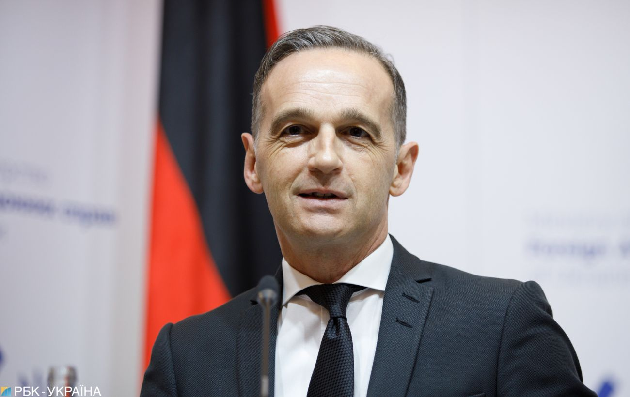 Глава МИД Германии о санкциях против Беларуси: речь пойдет о людях, компаниях и платежах