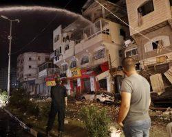 Комендантский час, закрытые школы и сигналы тревоги: ситуация в городах Израиля из-за обстрелов