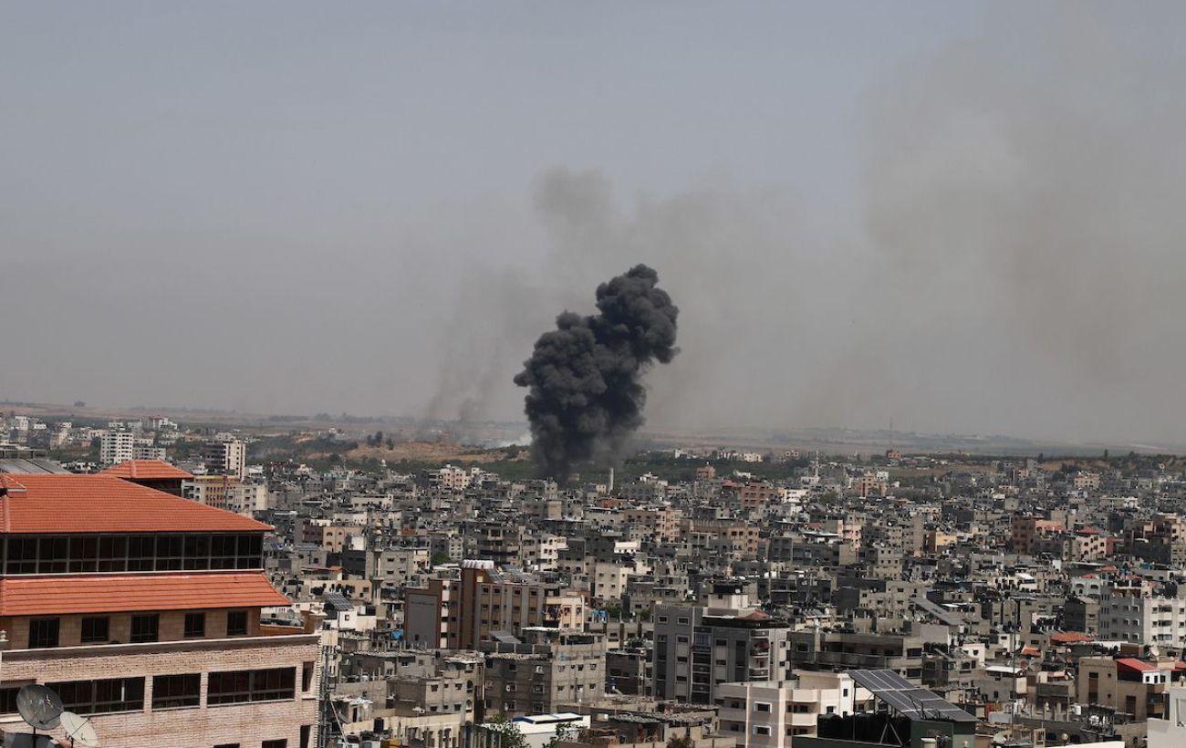 Израиль одобрил новые удары по Сектору Газа. Под прицелом символы ХАМАСа