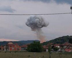 На оружейном заводе в Сербии - второй взрыв с начала месяца