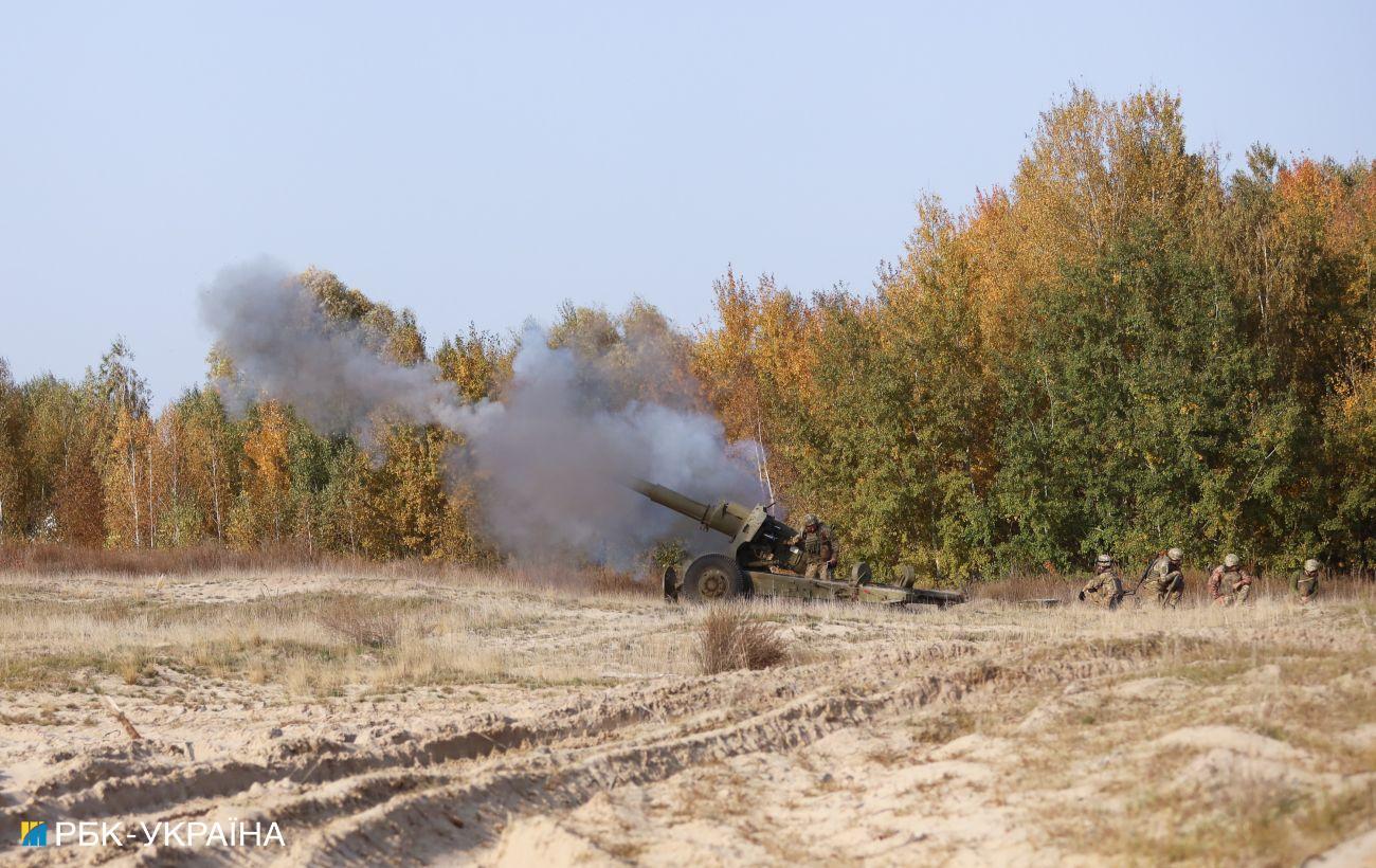 Большинство украинцев считают конфликт на Донбассе российской агрессией