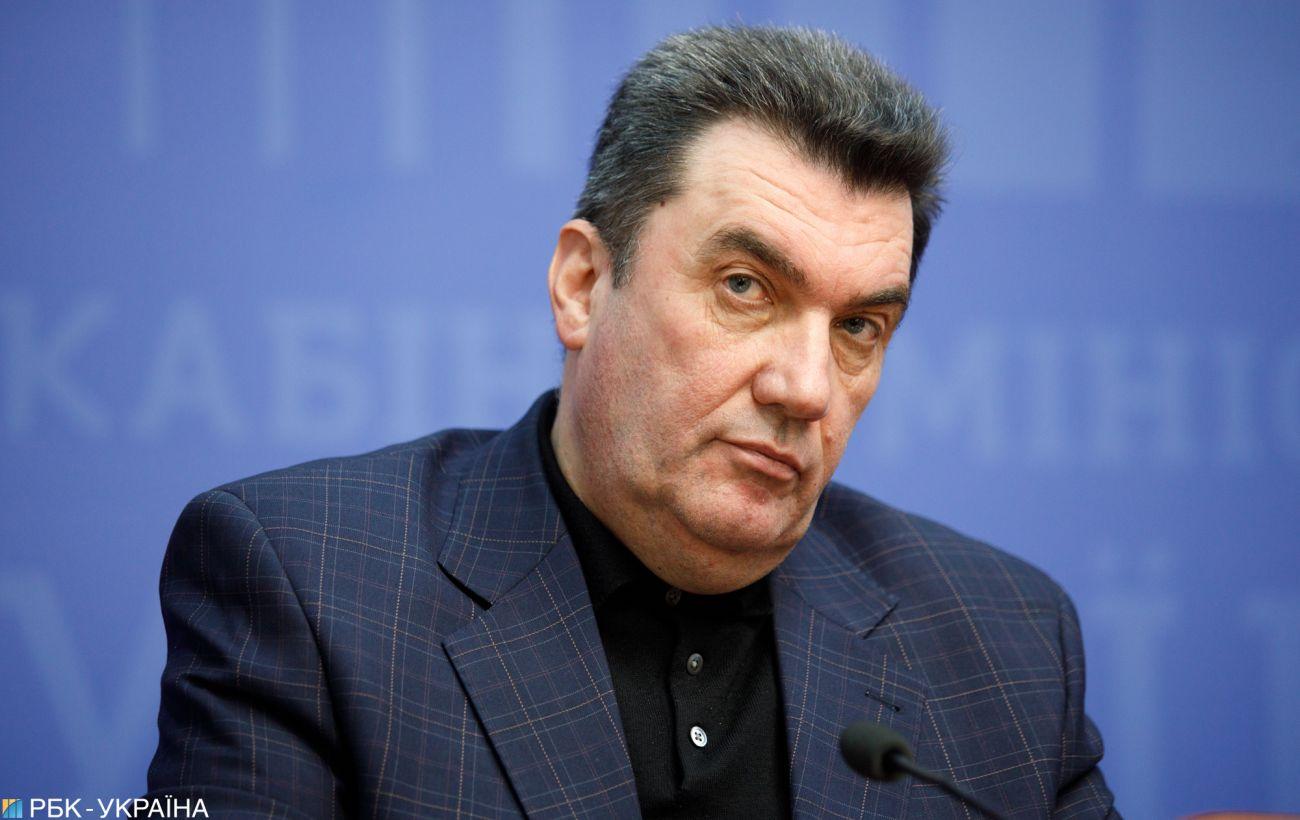 Данилов считает выдачу паспортов России в ОРДЛО причиной для пересмотра