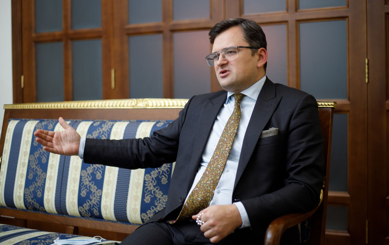 Байден был на стороне Украины на встрече с Путиным, - Кулеба