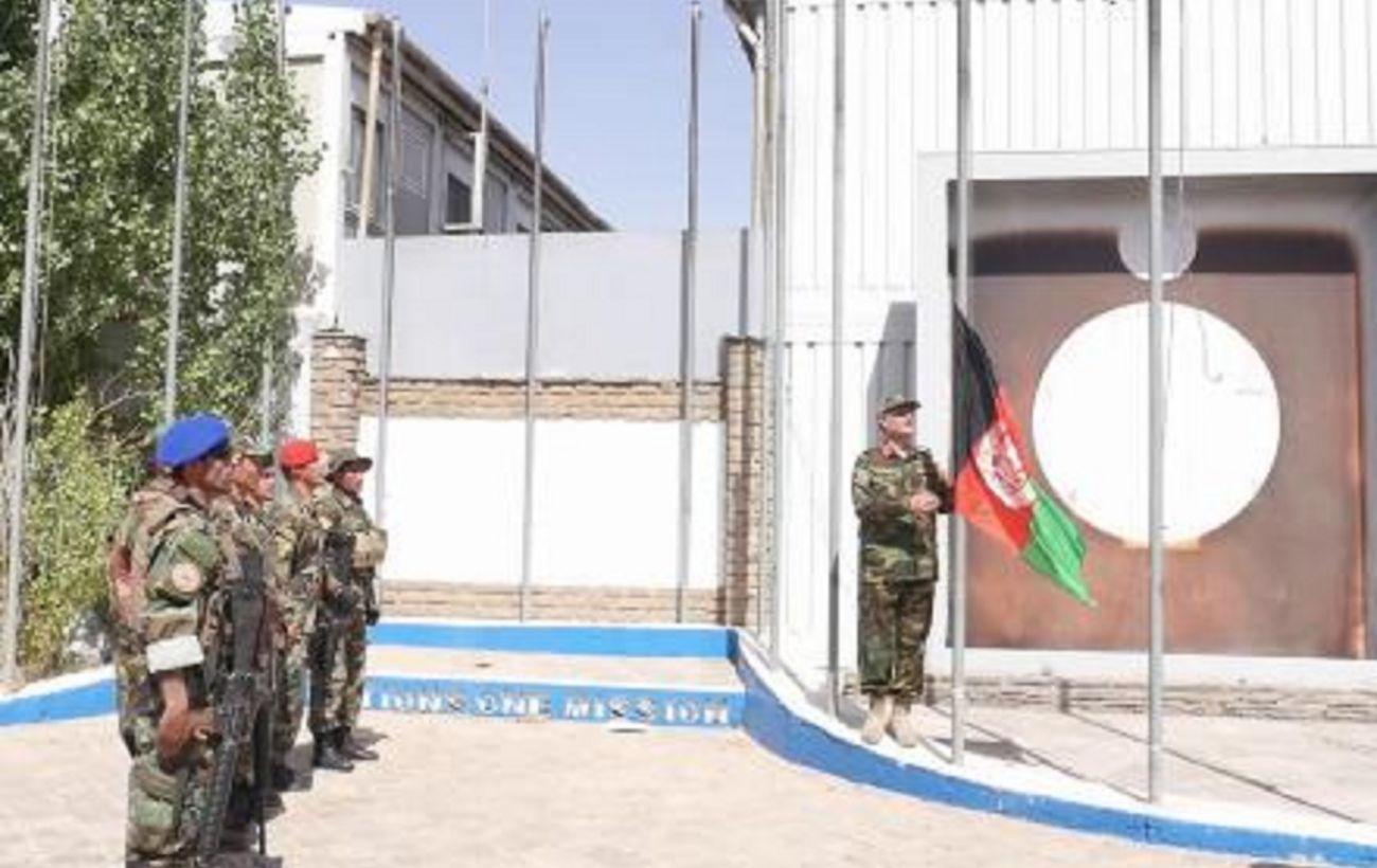 Италия передала властям Афганистана военную базу в провинции Герат