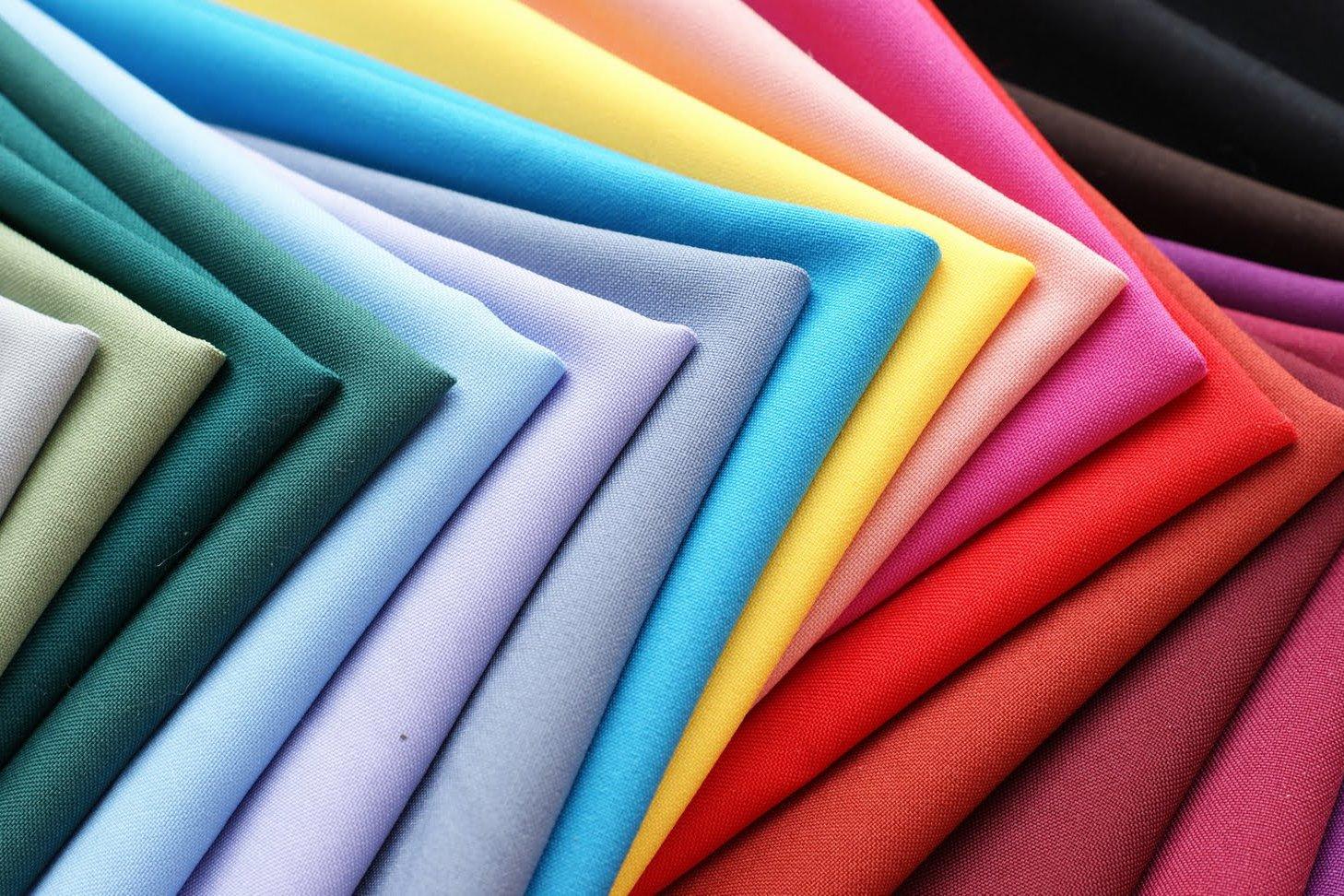 Каталог тканей для пошива штор и одежды