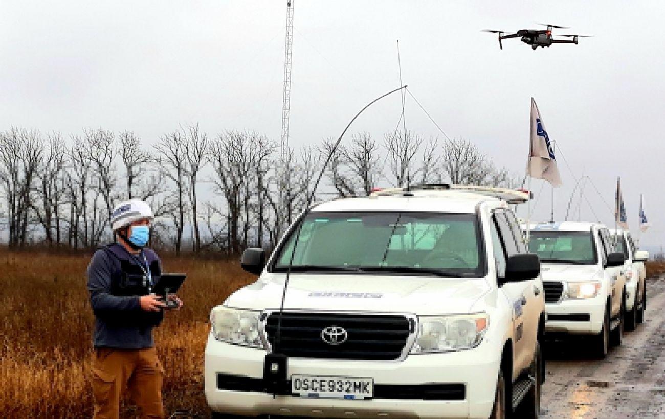 Почти 150 обстрелов и взрывов: в ОБСЕ рассказали, как прошли выходные на Донбассе