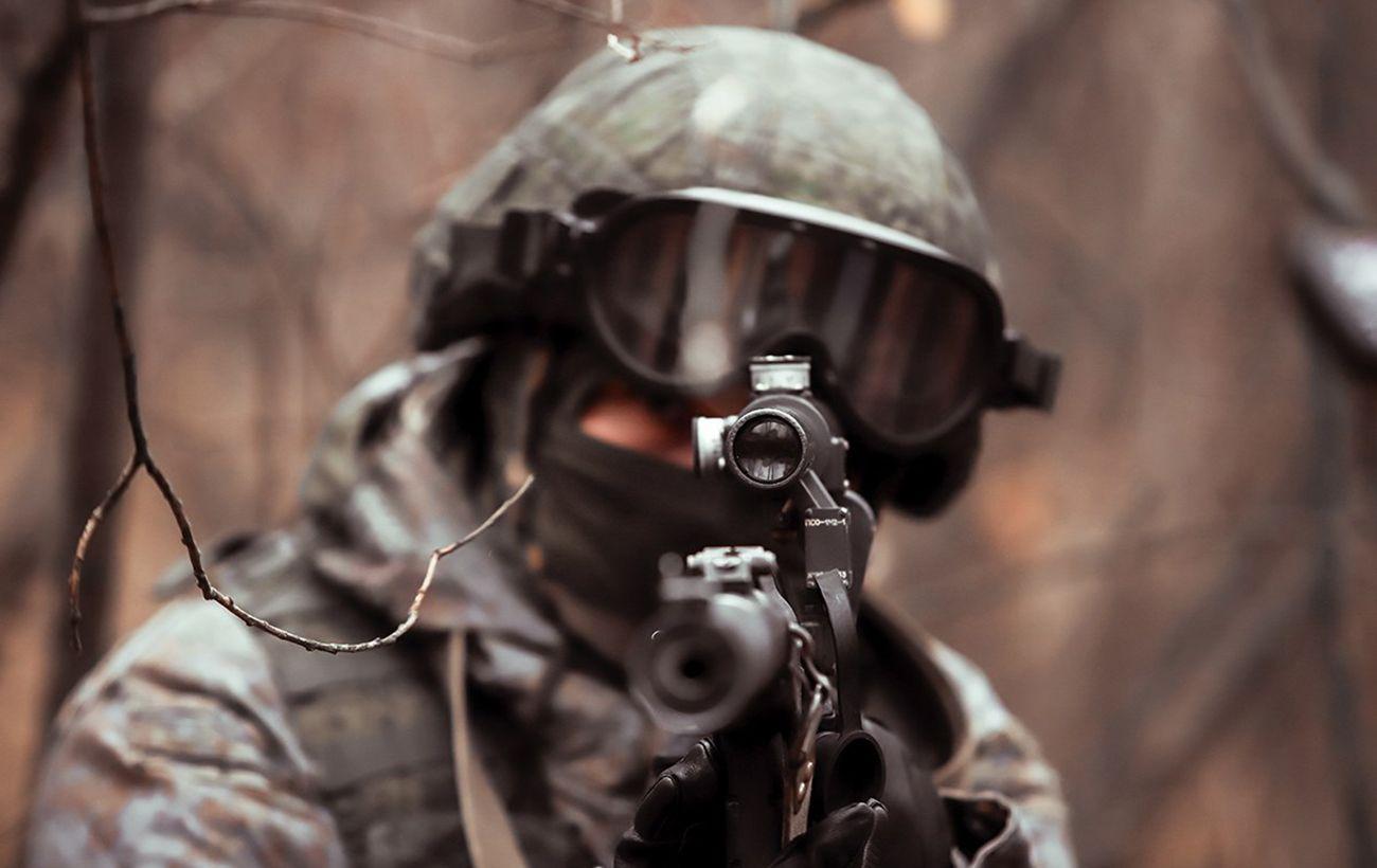 В штабе рассказали подробности ранения гражданского в Авдеевке