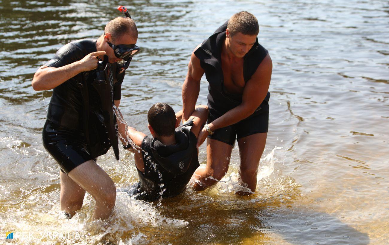 В Украине с начала лета утонуло почти 200 человек, из них 35 - дети