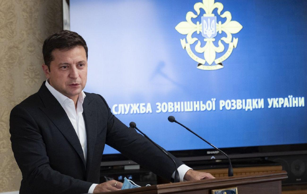 Зеленский представил нового главу Службы внешней разведки Литвиненко