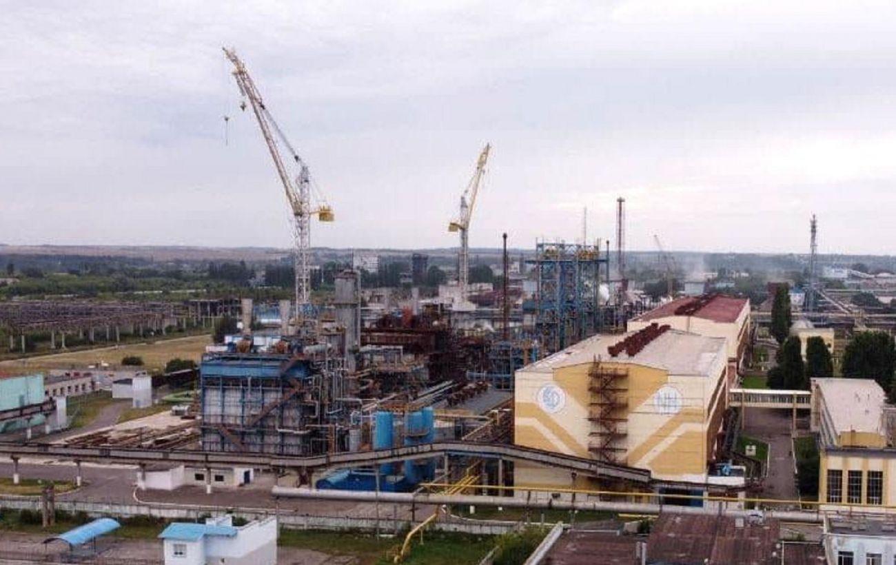 Авария на химзаводе под Ровно: полиция возбудила уголовное дело