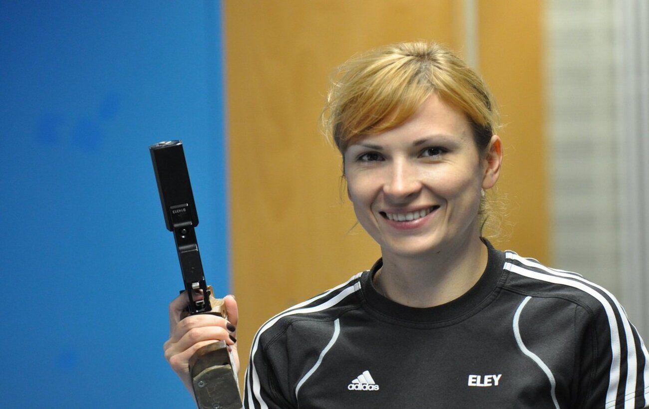Украинская олимпийская медалистка Елена Костевич не прошла второй этап квалификации по пулевой стрельбе