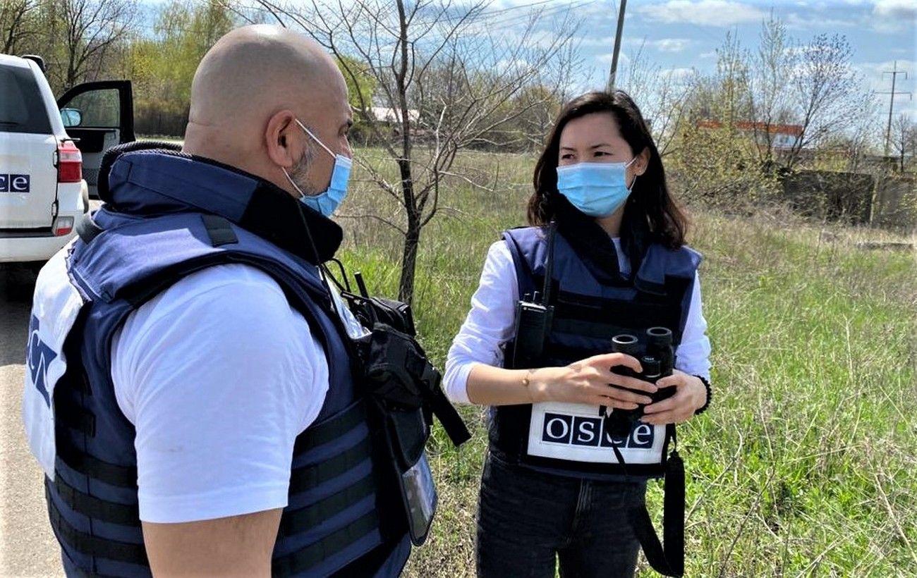 Боевики шесть раз за день не пропустили ОБСЕ через свои блокпосты на Донбассе