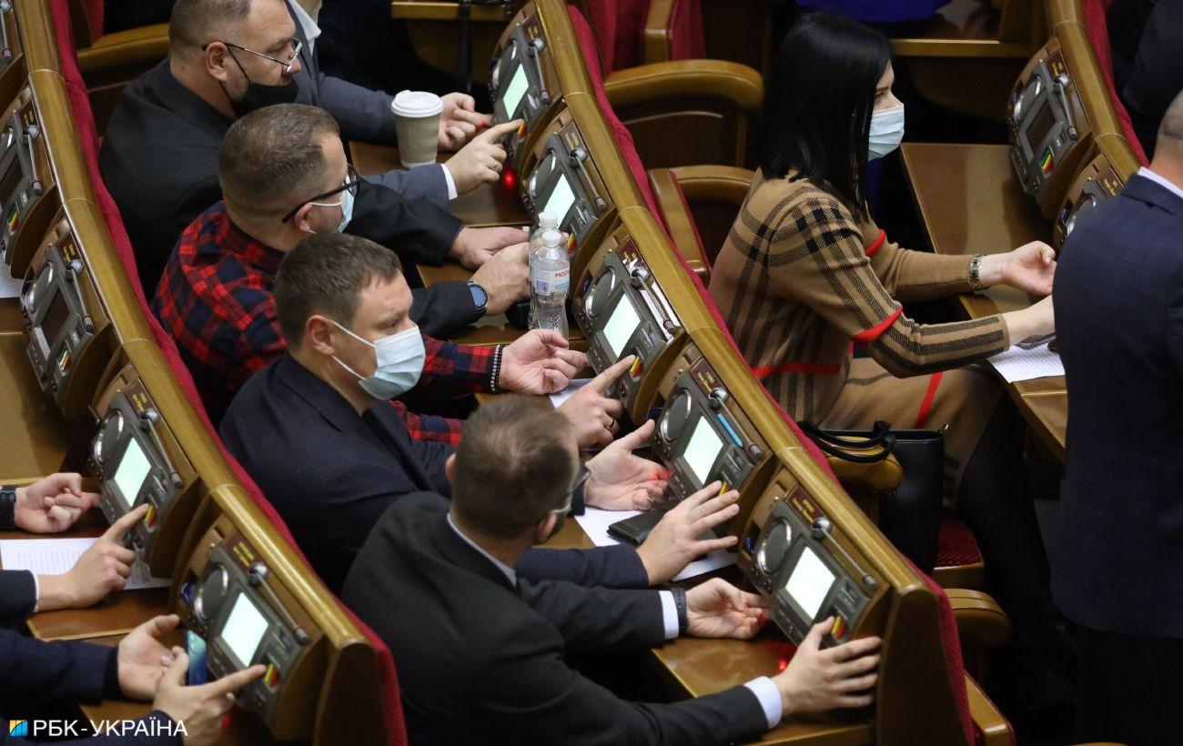 Раде рекомендуют упростить создание индустриальных парков в Украине