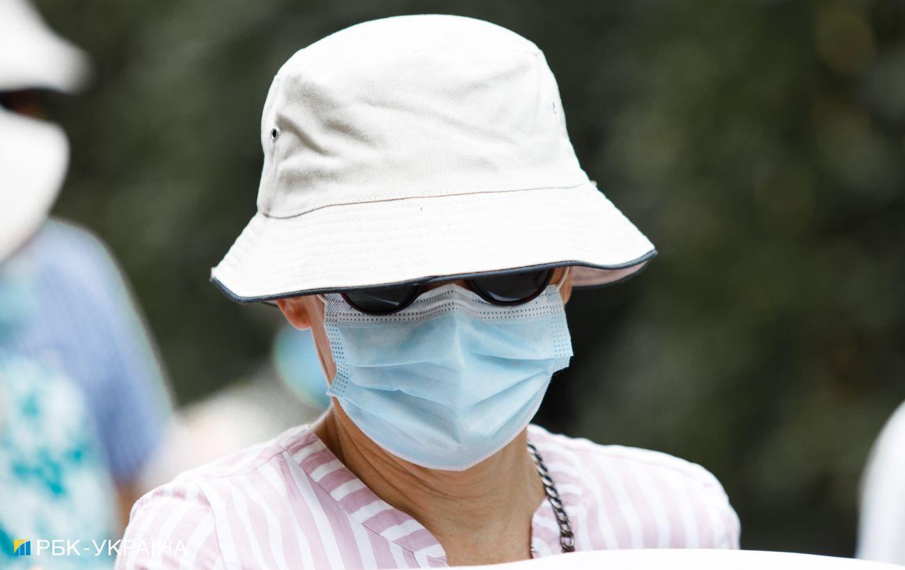В Украине 182 новых случая коронавируса