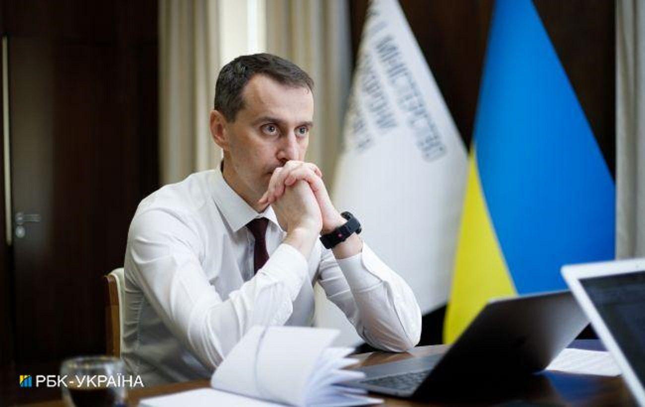 Украина получит тесты для выявления