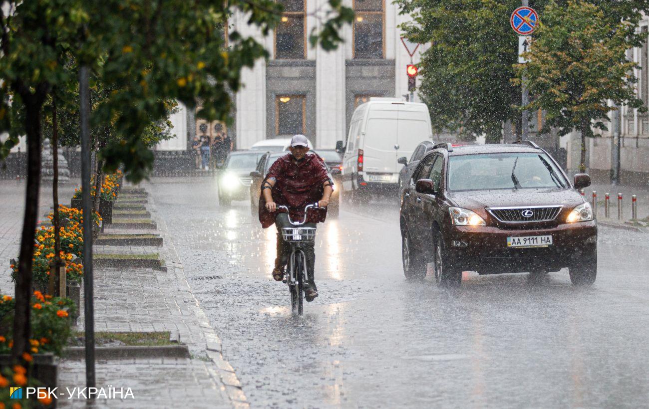 Дожди в четырех областях и жара: прогноз погоды на сегодня