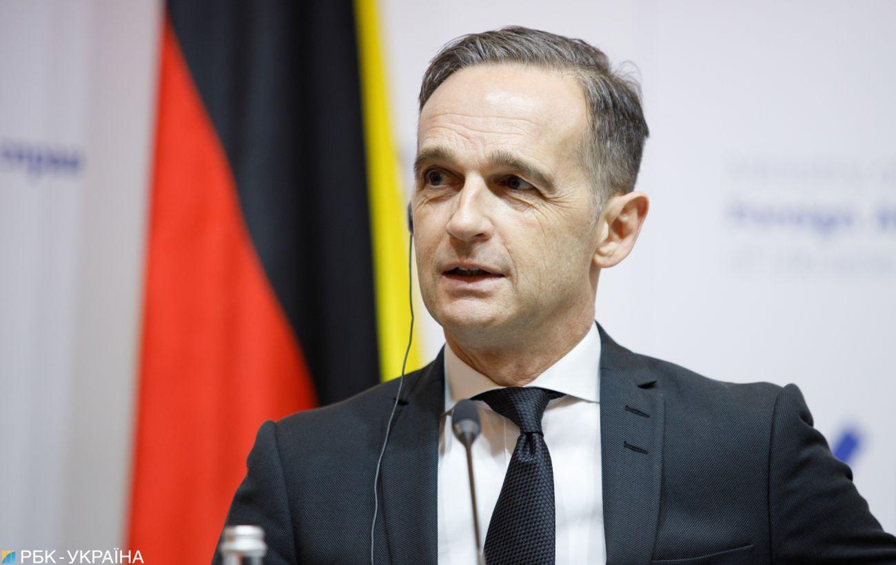 Маас заявило сближении позиций Германиии США по