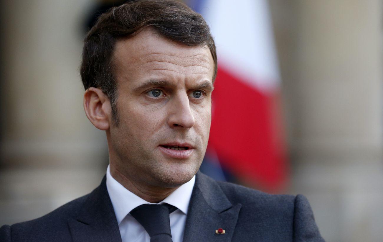 Франция стремится к доверительным отношениям между ЕС и Россией, - Макрон