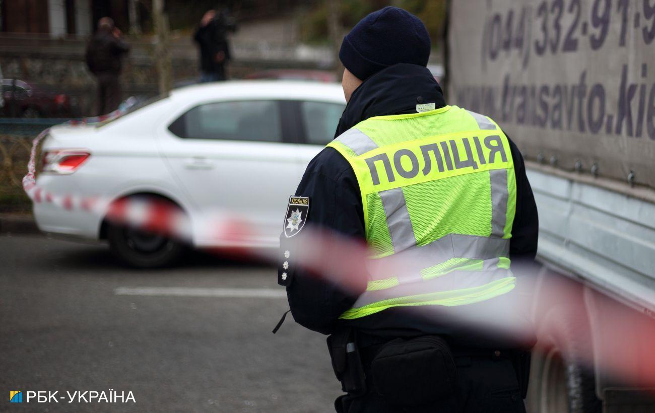 В Полтавской области произошло ДТП с грузовиком. Погибли четыре человека