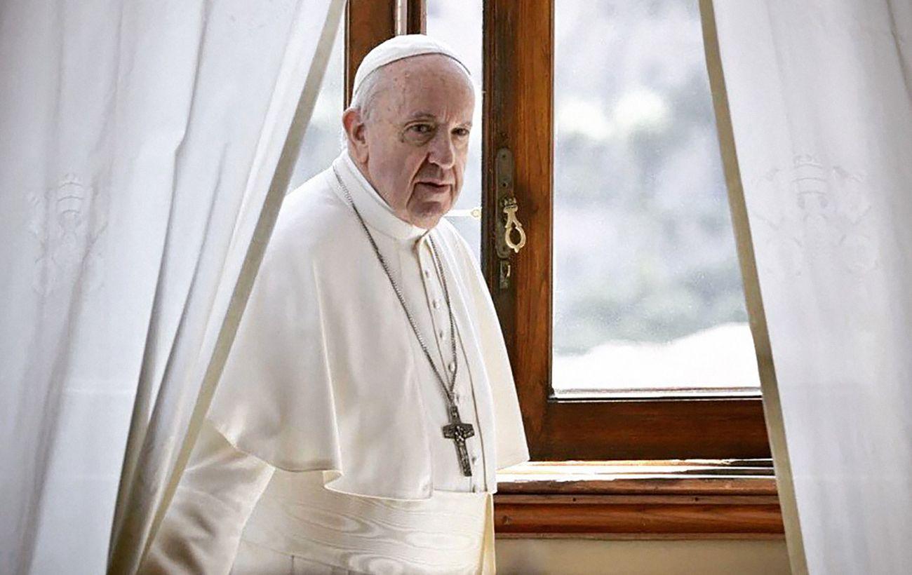 Папа Франциск в первой проведи после больницы призвал