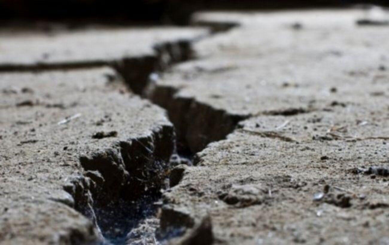 В Грузии произошло землетрясение магнитудой 3,9