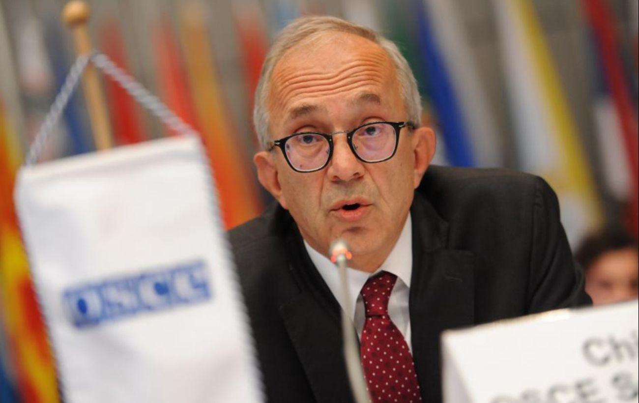 В ОБСЕ заявили о трехкратном росте числа нарушений