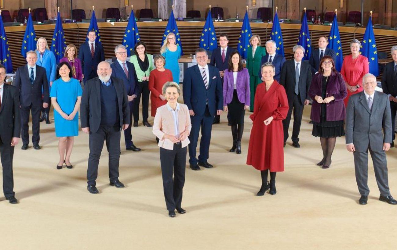 Еврокомиссия поддерживает Литву в борьбе с миграционным кризисом