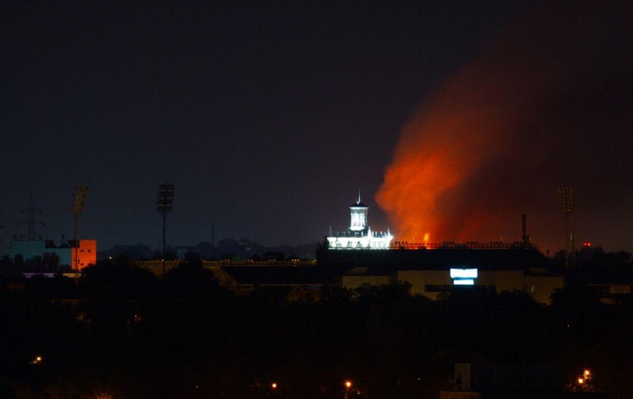 Пожар в многоквартирном доме в Запорожье потушили, открыто уголовное дело
