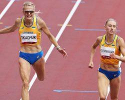 Украинские легкоатлетки Рыжикова и Ткачук завершили выступление на Олимпиаде в шестерке лучших