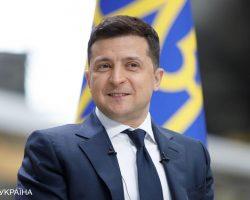 Деятельность Зеленского на посту президента одобряют почти 30% украинцев