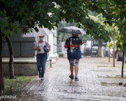 Жара и грозы: прогноз погоды на сегодня