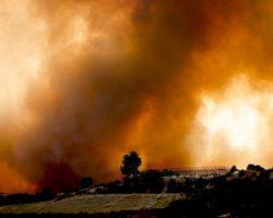 В Турции из-за пожара эвакуировали украинских туристов
