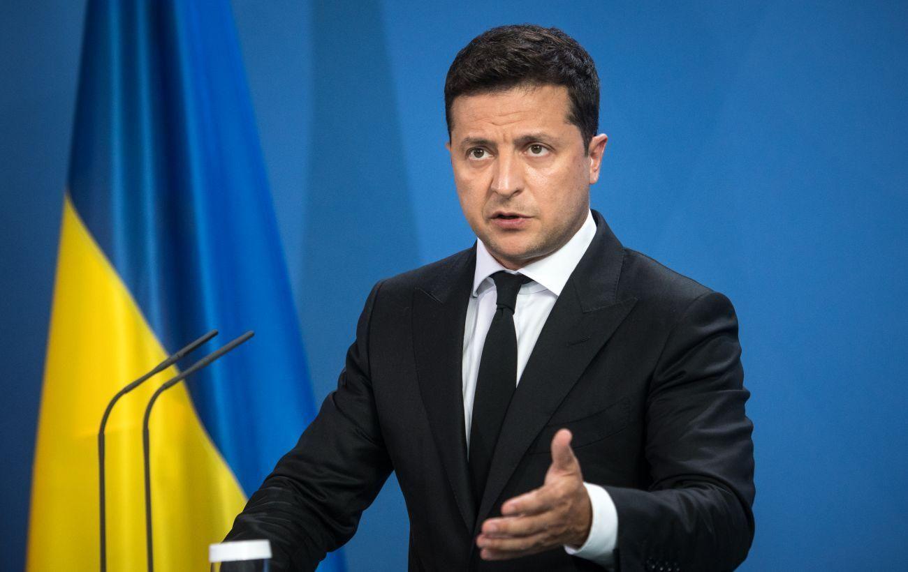 Президент посетил Украинский дом в Вашингтоне и вручил награды
