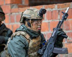 Зачистили городской район от боевиков: Нацгвардия приняла участие в учениях Rapid Trident