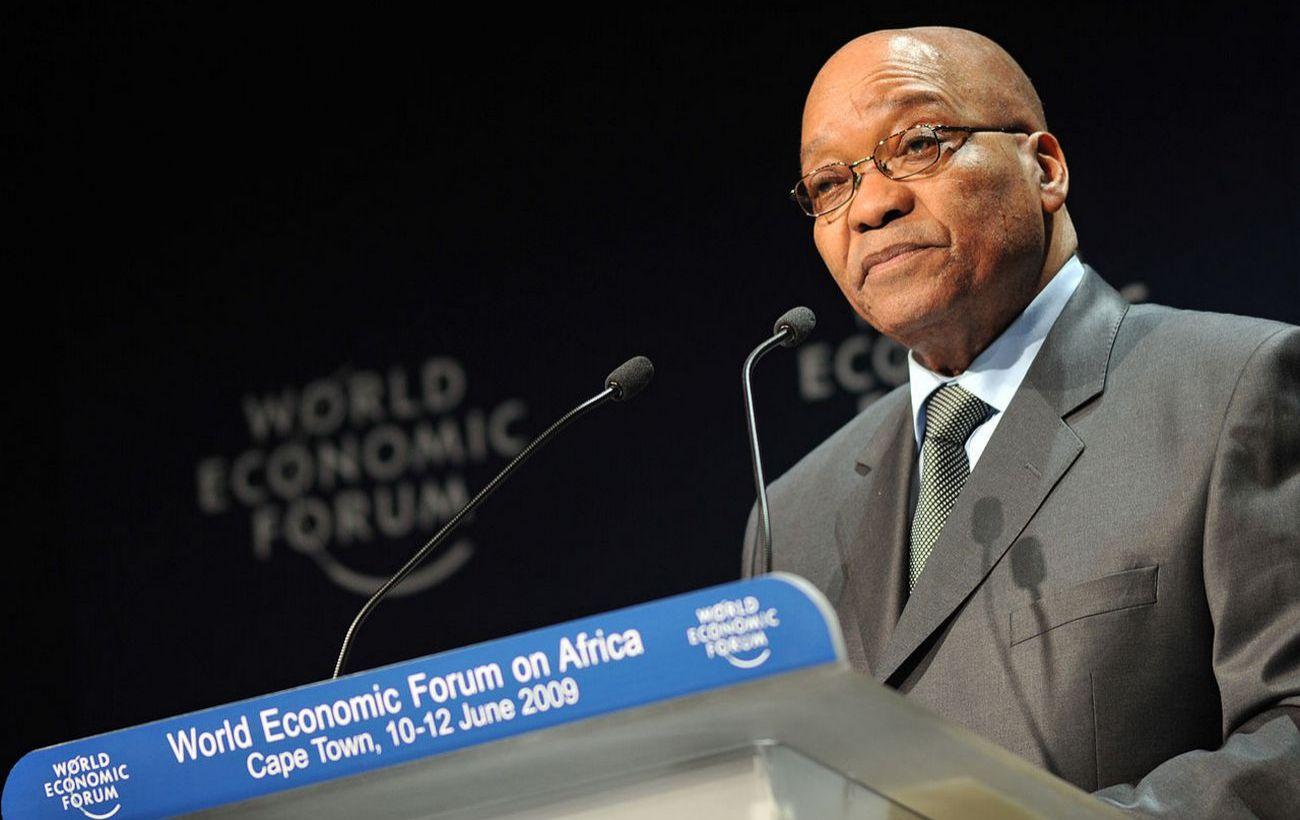 Экс-президент ЮАР вышел из тюрьмы по состоянию здоровья