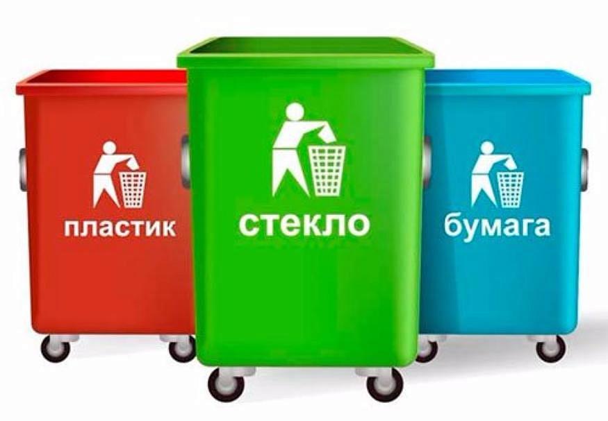 Сортировка мусора: как правильно