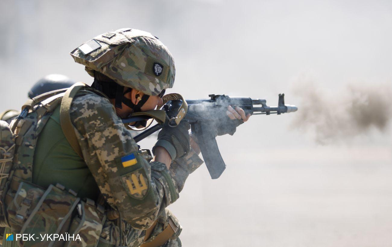 Боевики на Донбассе четыре раза нарушили