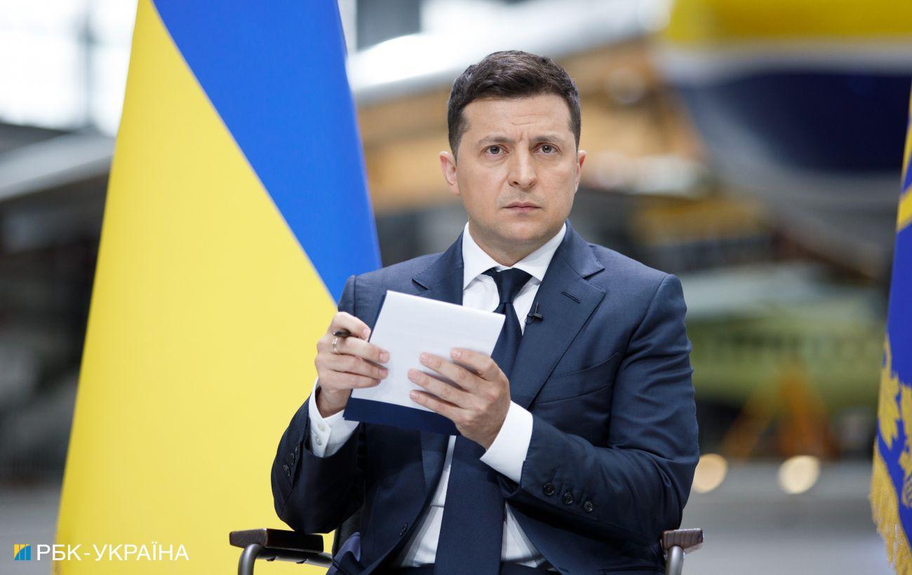 Зеленский внес изменения в состав Координационного совета по противодействию COVID-19