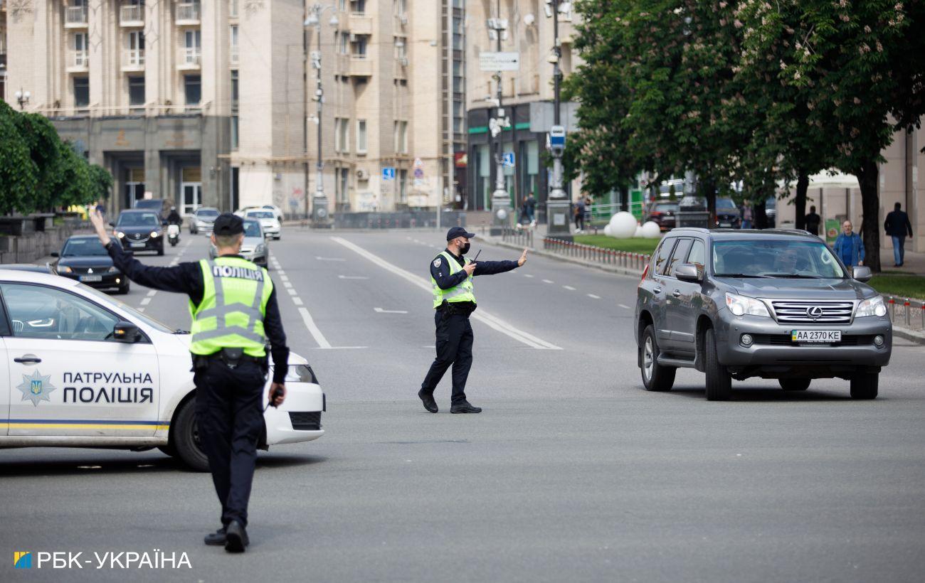 В Киеве перекроют сразу несколько улиц 5 сентября