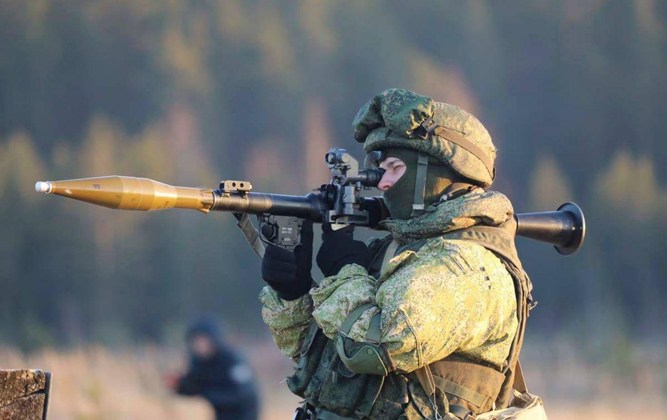 Оккупанты открывали огонь из артиллерии и гранатометов: один боец ООС получил ранение