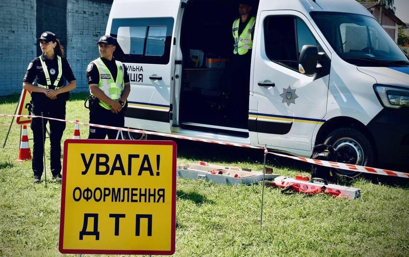 ДТП в Киеве с восьми автомобилями: водителю сообщили о подозрении