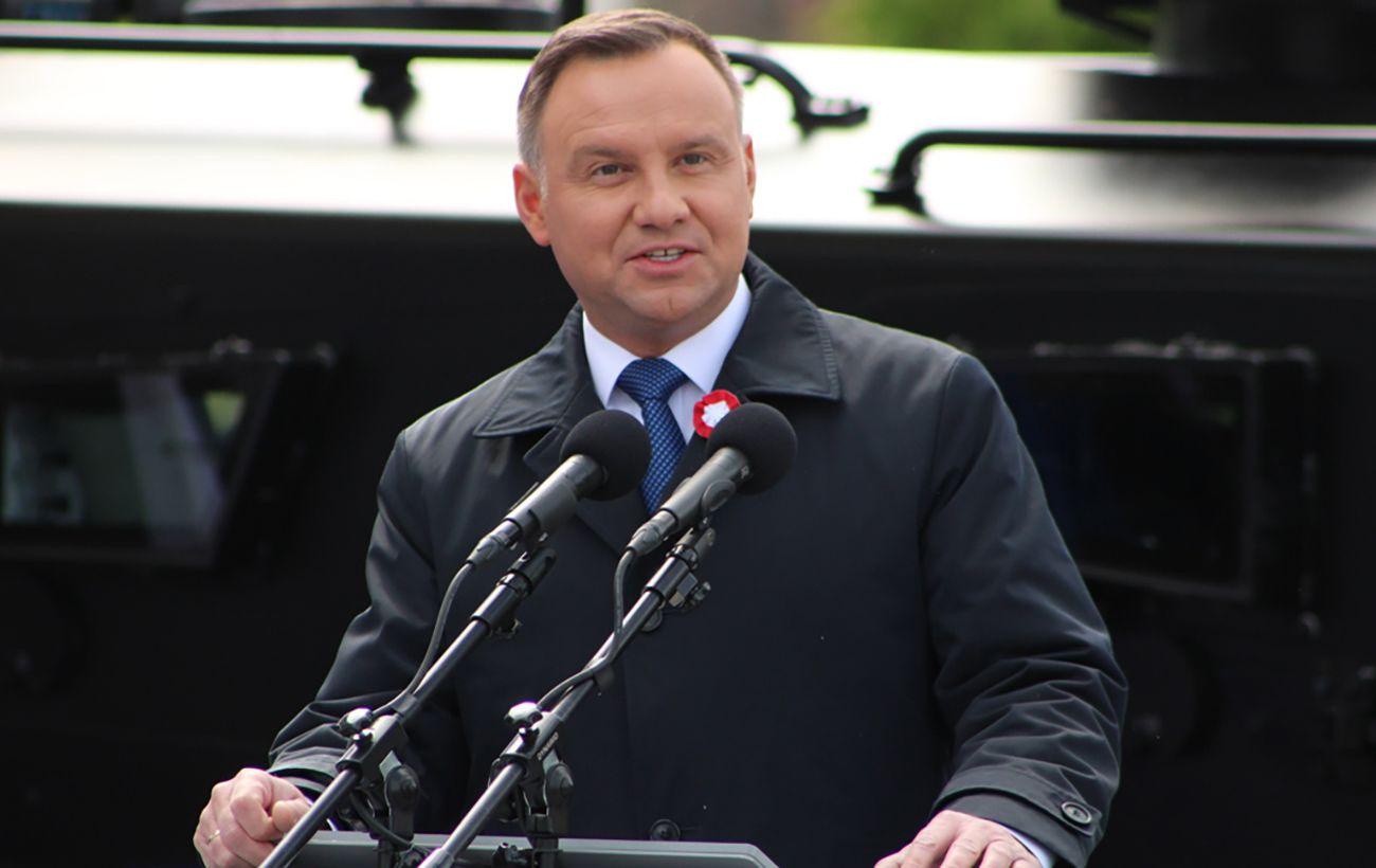 Польша не должна выплачивать ЕС штраф за скандальную шахту, - Дуда