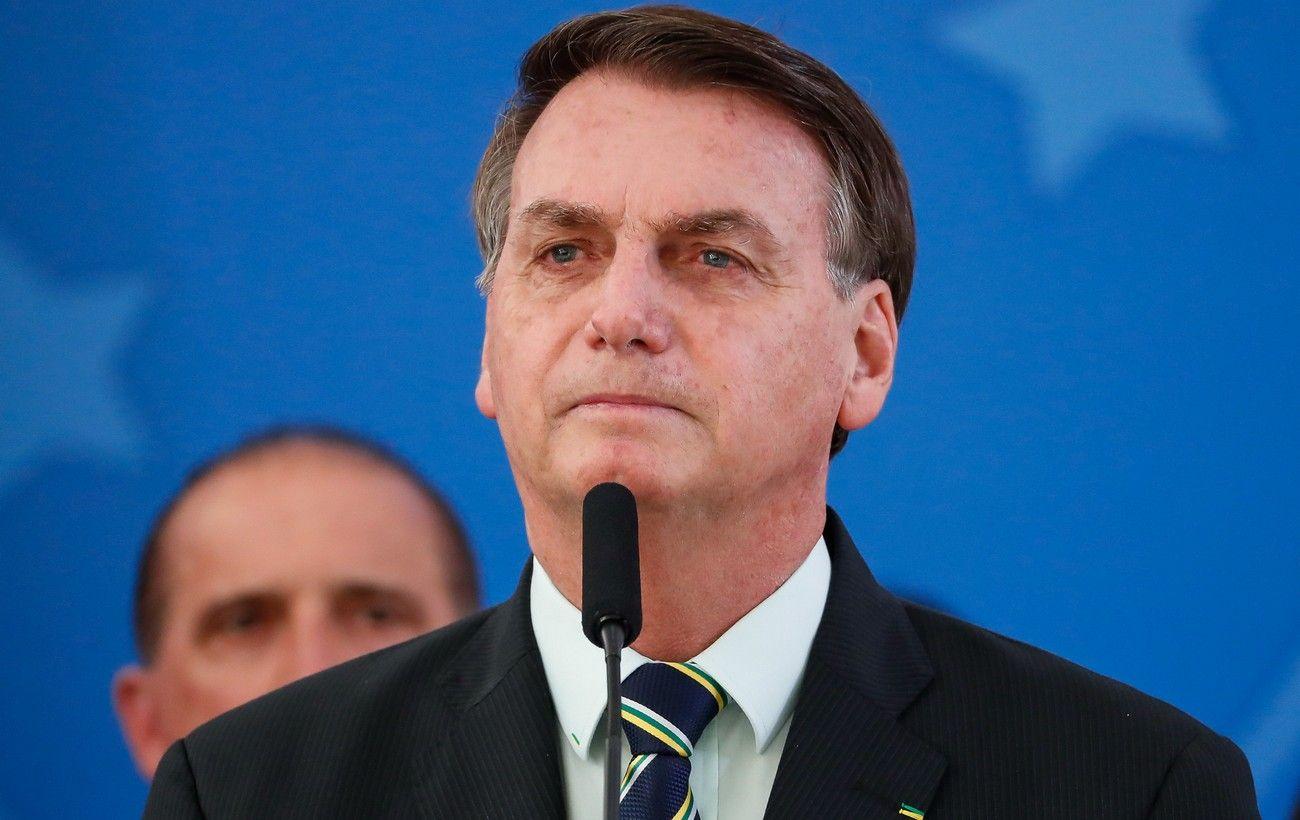 Болсонару самоизолировался в Бразилии, вернувшись с Генассамблеи ООН