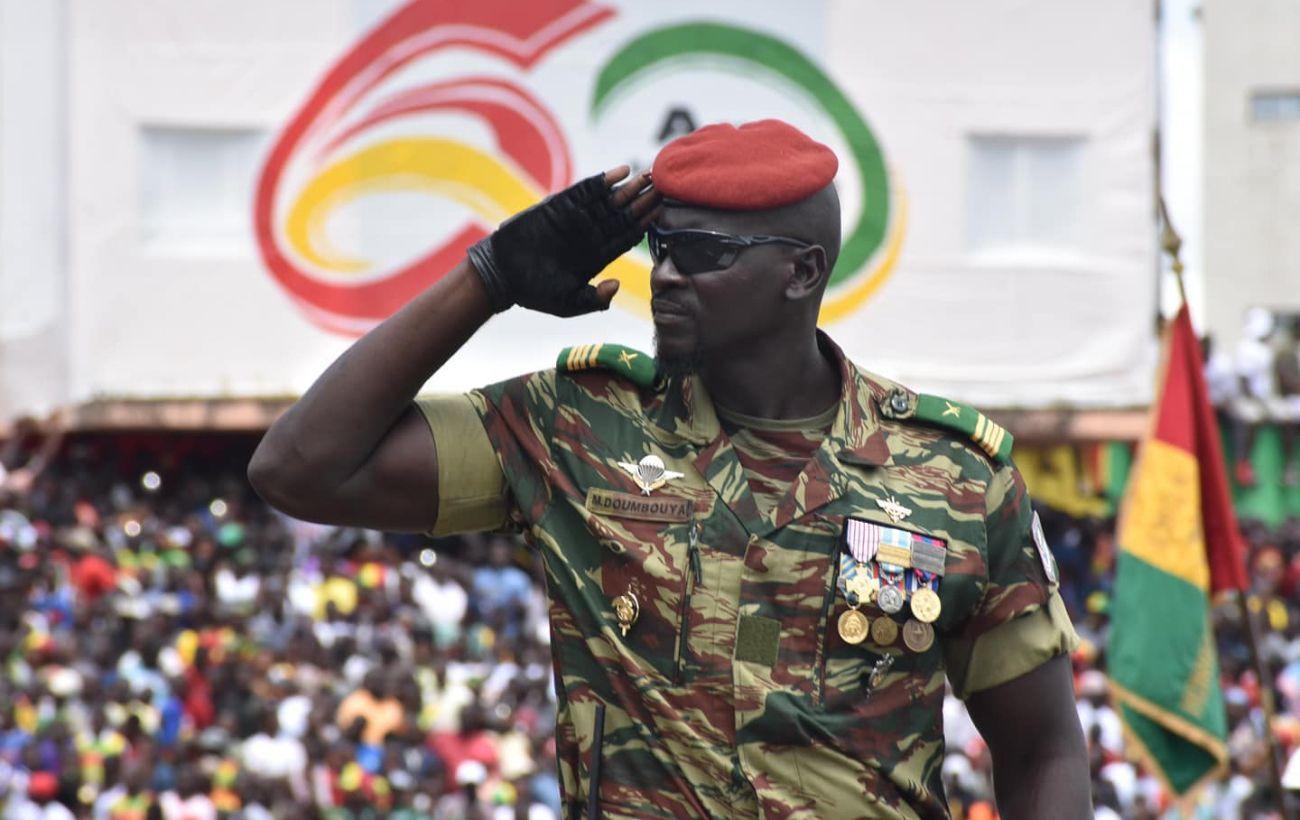 Переворот в Гвинее: военных назначили на губернаторские посты
